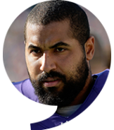 John Urschel, Offensive Lineman / Baltimore Ravens - The Players' Tribune