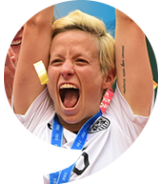 Megan Rapinoe, Midfielder / USWNT - The Players' Tribune