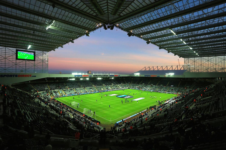 Soccer 2014: Newcastle United vs. Everton DEC 28