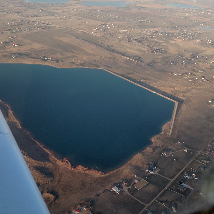 Dry Creek Reservoir