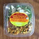 Lemon_chicken___arugula_salad