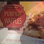 Pumpkin_waffles