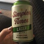 Simpler_times_lager_beer