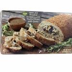 Breaded_turkey-less_stuffed_roast_with_gravy_%28seasonal%29