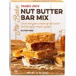 No_bake_nut_butter_bar_mix