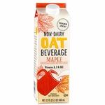 Non-dairy_maple_oat_beverage
