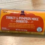 Turkey___pumpkin_mole_burrito_
