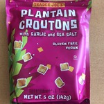 Plantain_croutons