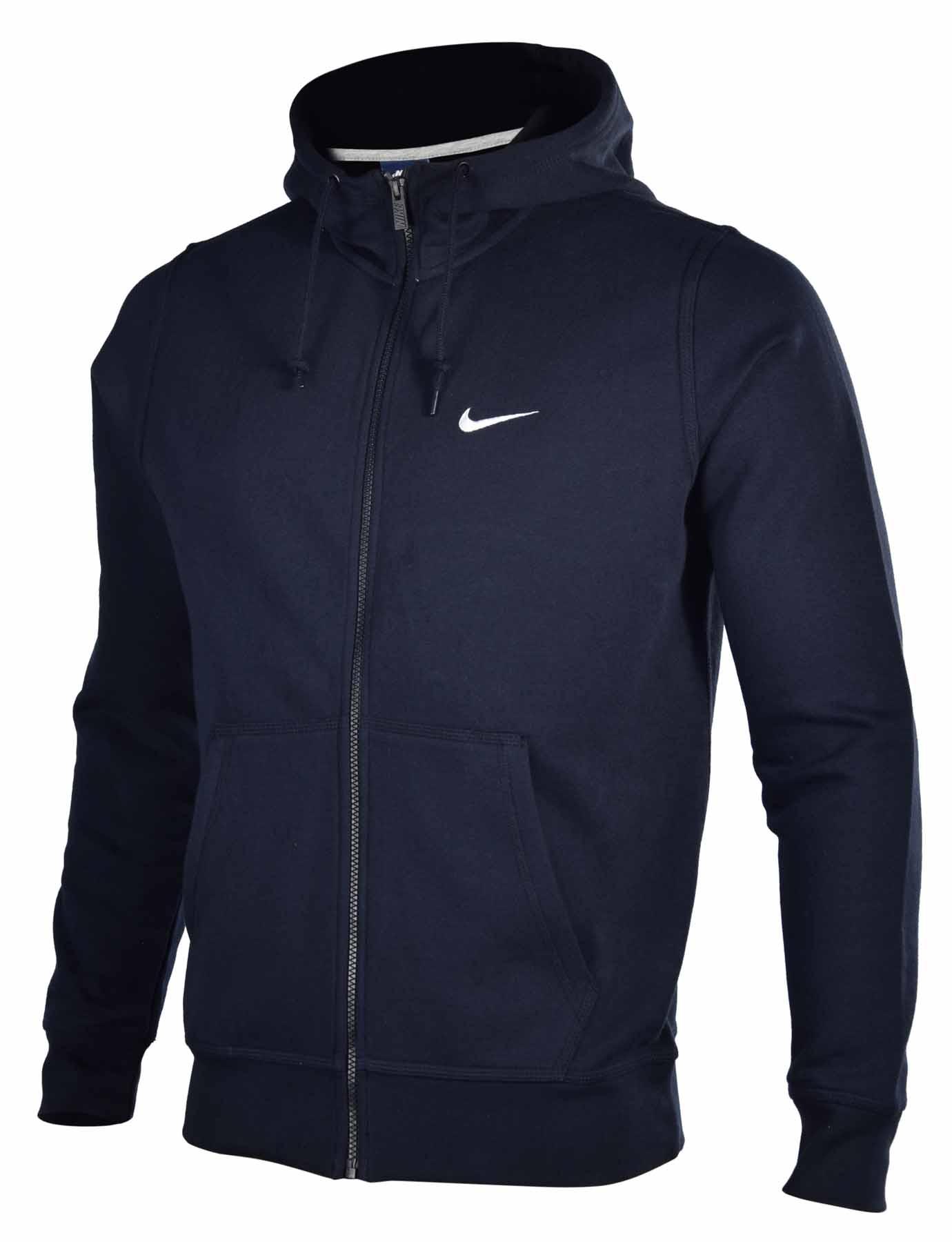 Nike CLUB SWOOSH Full Zip Hoodie - 639922 063