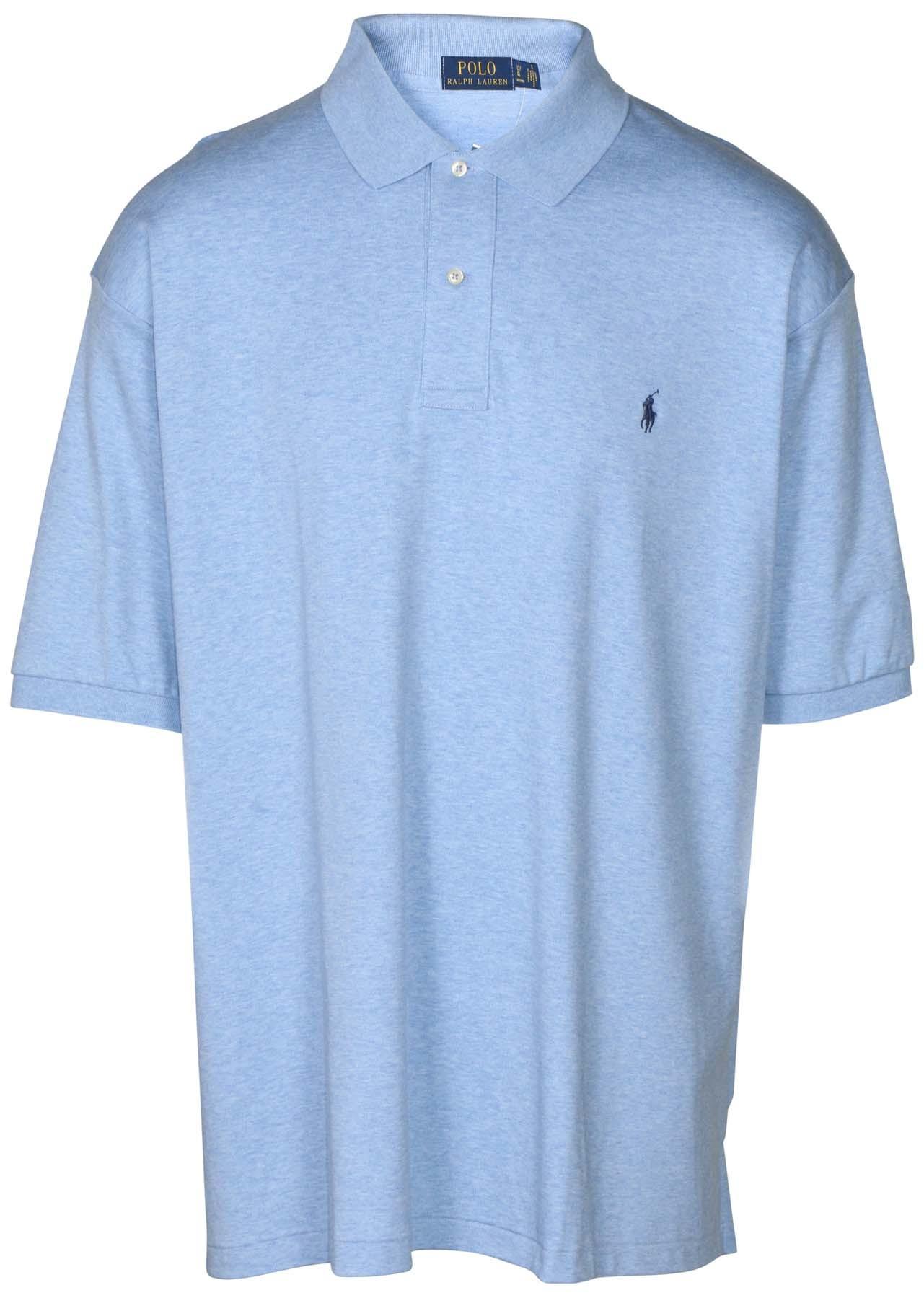 Ralph Classic Big Hombre Fit Shirt Polo Pony Lauren amp; Tall F1qvvYx