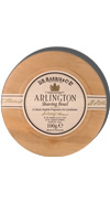 D.R. Harris Arlington Shaving Soap with Beech Bowl 100g