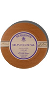 D.R. Harris Lavender Shaving Soap with Beech Bowl 100g