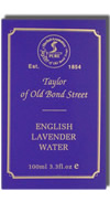 Taylor of Old Bond Street English Lavender Water 100ml