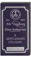Taylor of Old Bond Street Mr. Taylors Cologne 100ml