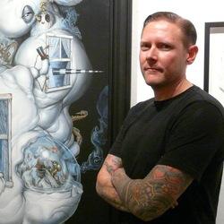 Artist: Craola (Greg Simkins)