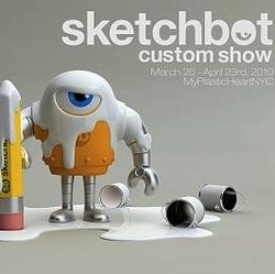 Event: Sketchbot Custom Show
