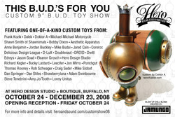 Event: This B.U.D.'s For You