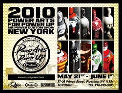 Event: Power Arts for Power Up