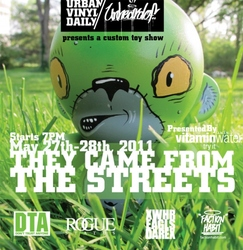 Event: They Came From The Streets