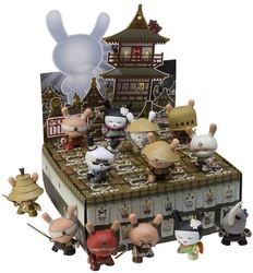 Series: Dunny : Gold Life