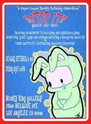 Event: Super Cooper's 'Stop It!'