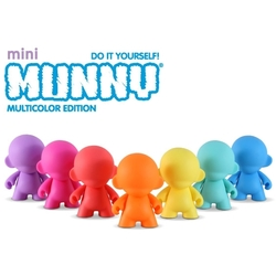 Series: Mini Munny - Multicolor Edition