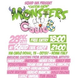 Event: Monsters & Cuties