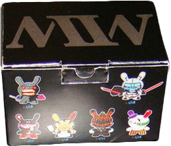 Series: Dunny : Most Wanted Series 2