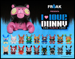 Series: I Love Dunny 1.0