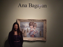 Artist: Ana Bagayan