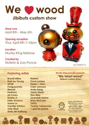 Event: We Heart Wood