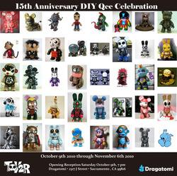 Event: Toy2r 15th Anniversary DIY Qee Celebration