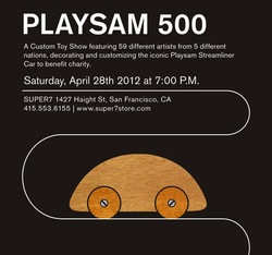 Event: Playsam 500
