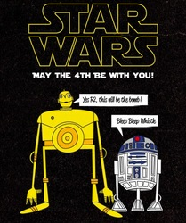 Event: May The 4th Be With You