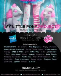 Event: My Little Pony Project