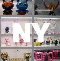 Venue: Kidrobot - NY