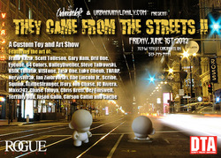 Event: They Came From the Streets II