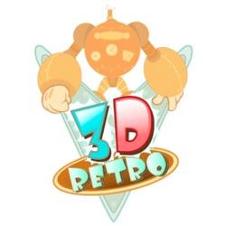 Manufacturer: 3D Retro