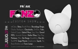 Event: Fonzo Custom Show