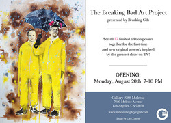 Event: The Breaking Bad Art Project