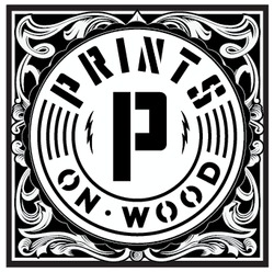 Venue: Prints on Wood