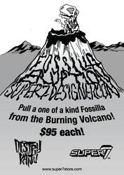 Series: Fossilla Eruption