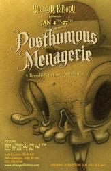 Event: Posthumous Menagerie