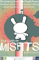 Event: Land of Misfits