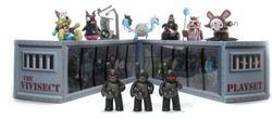 Series: Vivisect Playset - SDCC