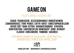 Event: Game On