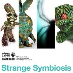 Event: Strange Symbiosis