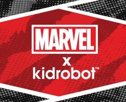 Series: Marvel x Kidrobot