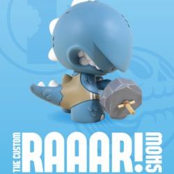 """Event: Custom """"Raaar!"""" Show"""