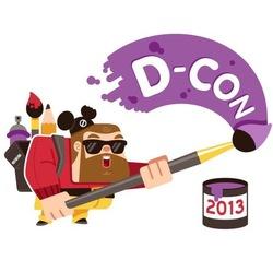 Event: DCon (Designer Con) : 2013
